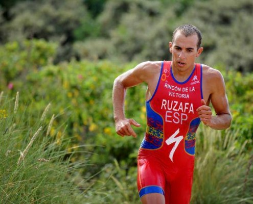 Rubén Ruzafa - ITU Cross Triathlon World Championship 2013