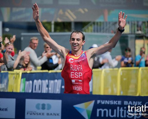 ITU Cross Triathlon World Championship 2018